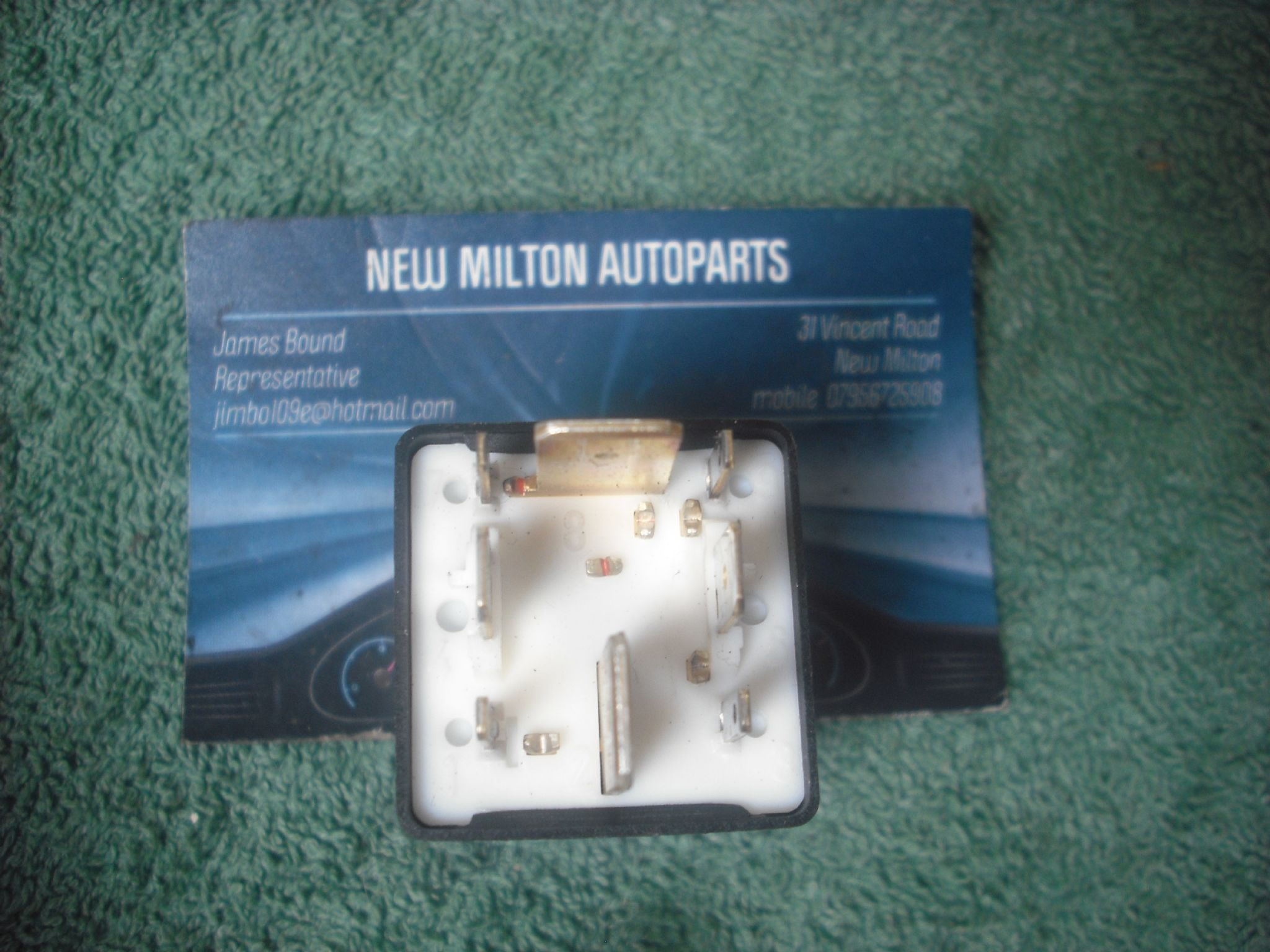 A Genuine Ford Galaxy Vw Volkswagen Sharan Petrol Fuel Pump Relay Peugeot 206 Fuse Location 409 1j0906383 898955000